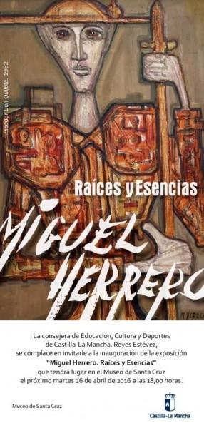 Miguel Herrero, Raíces y Esencias