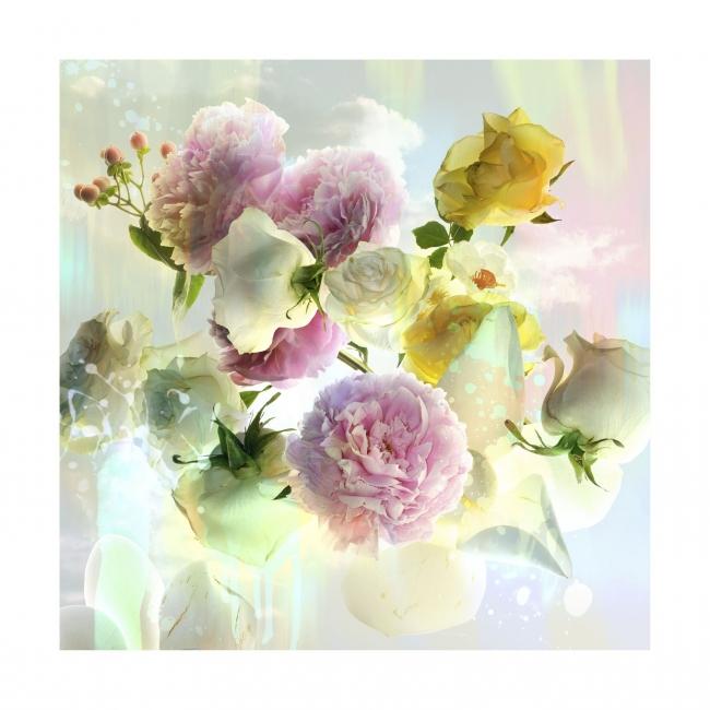Bouquet Nº XIX | Ir al evento: 'Tratado de botánica aplicada'. Exposición de Pintura en Moret Art / A Coruña, España