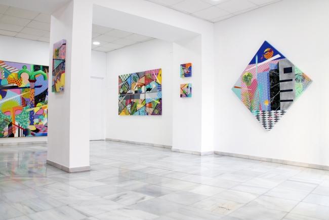 Antonyo Marest en Diwap Gallery   Ir al evento: 'La arquitectura de los flamencos'. Exposición de Diseño, Pintura en Diwap Gallery / Sevilla, España
