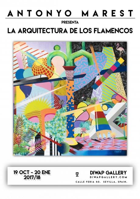 Antonyo Marest. La arquitectura de los flamencos