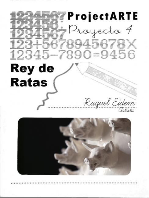 portadilla | Ir al evento: 'Rey de Ratas'. Exposición de Escultura en Espacio Santa Clara / Morón de la Frontera, Sevilla, España