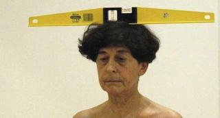 Esther Ferrer – Cortesía del Centro Atlántico de Arte Moderno (CAAM)