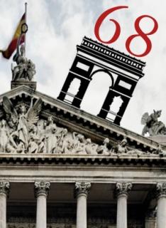 Y ese canto es nuestro amuleto. Mitologías del 68 – Cortesía de la Biblioteca Nacional de España