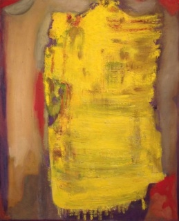 Retrato amarillo