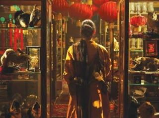 Fiona Tan, Desoriente (Disorient, 2009) Instalación de vídeo digital de dos canales. 17 min y 19 min © Solomon R. Guggenheim Museum, Nueva York. Adquirida con los fondos aportados por el Comité Internacional del Director, 2014 © Fiona Tan, VEGAP, Bilbao,