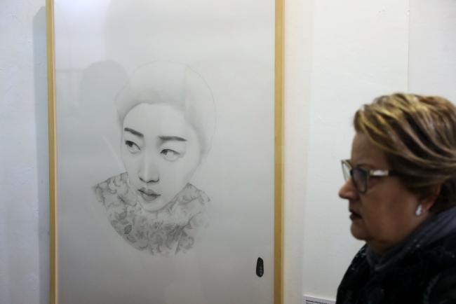 I Bienal de Dibujo Contemporáneo 'Las huellas del dibujo' – Cortesía de La Fundación Unicaja