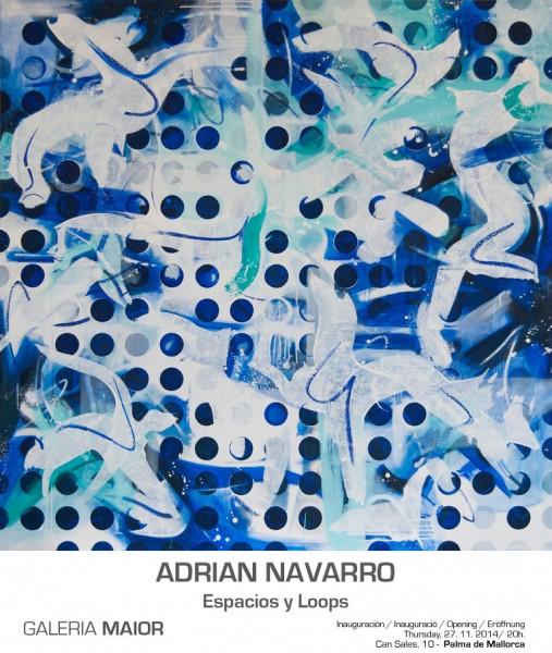Adrián Navarro, Espacios y Loops