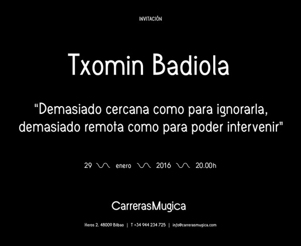 Txomin Badiola