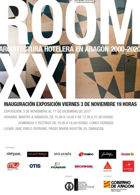 ROOM XXI. Arquitectura hotelera en Aragón 2000-2020