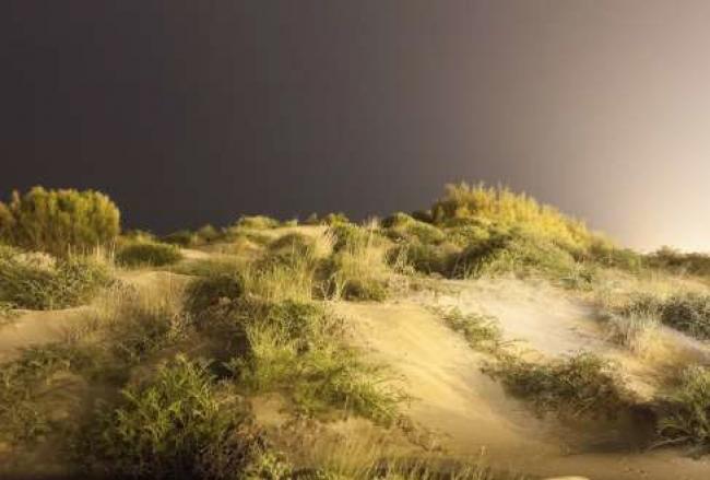 Miguel Soria, Intersecciones lumínicas – Cortesía de Art Photo Bcn