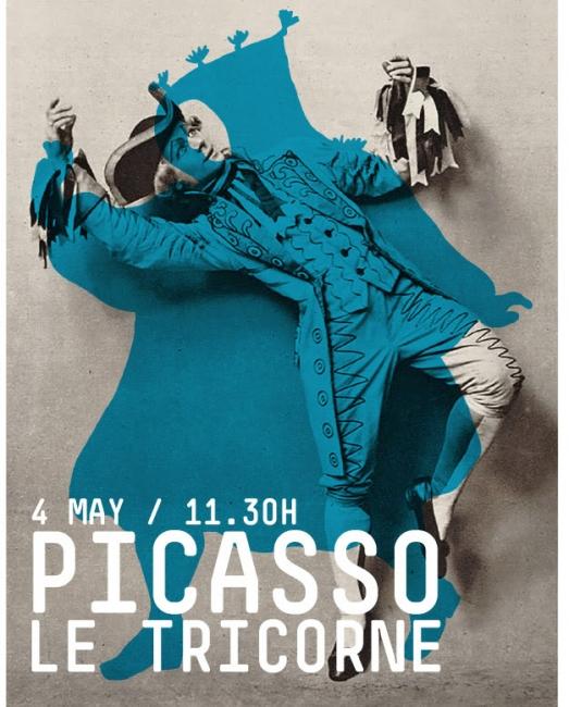 Picasso. Le Tricorne