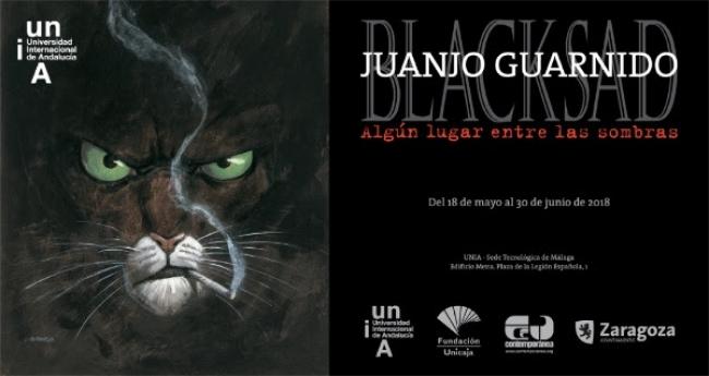 Juanjo Guarnido. Blacksad. Algún lugar entre las sombras