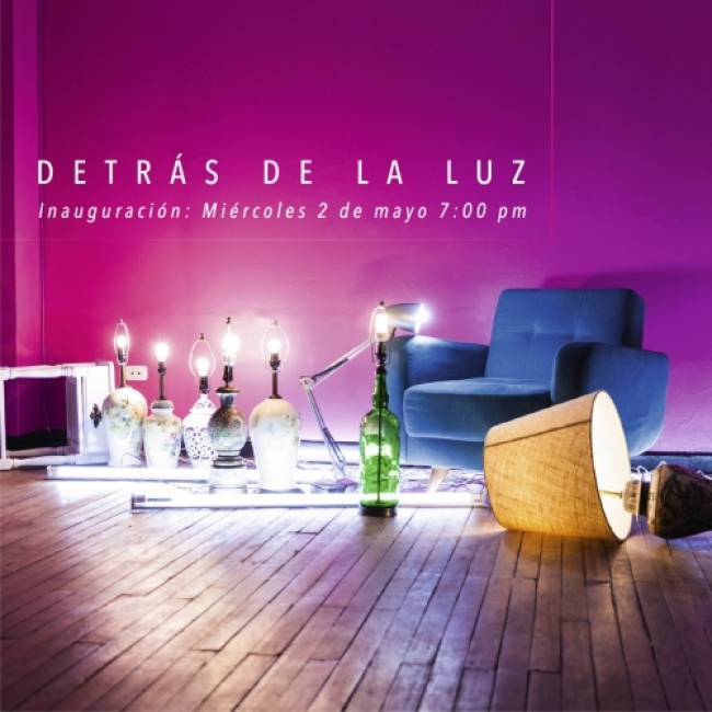 Detrás de la Luz