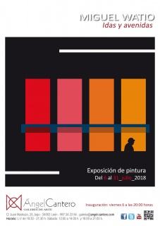 Exposición Idas y avenidas