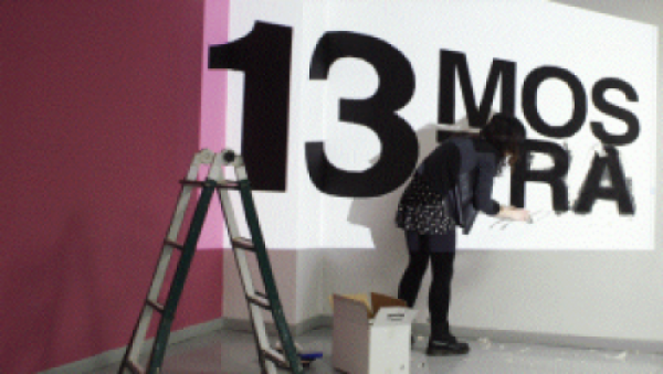Imagen de la 13 Mostra