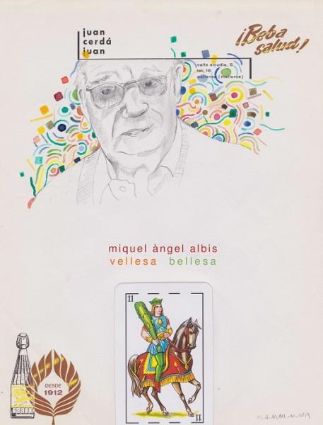 Miquel Àngel Albis