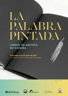 La palabra pintada. Libros de artista
