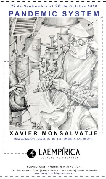Xavier Monsalvatje, Pandemic System