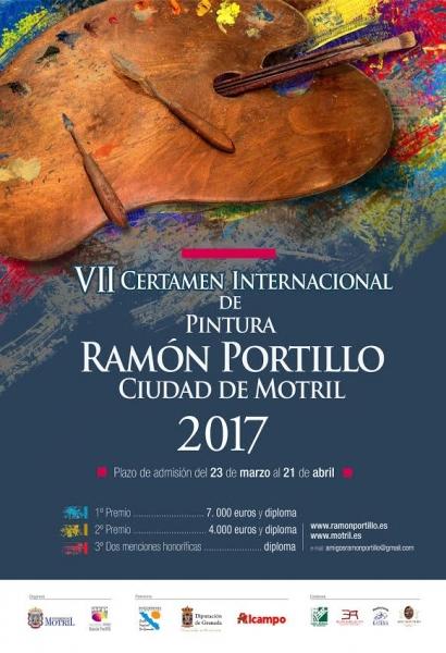 VII Certamen de Pintura Ramón Portillo - Ciudad de Motril
