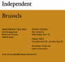 Independent Brussels 2017