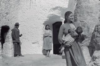 """Carlos Saura. De la serie """"Andalucía, años 1950"""", 1950 © CARLOS SAURA"""