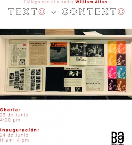 Texto + Contexto