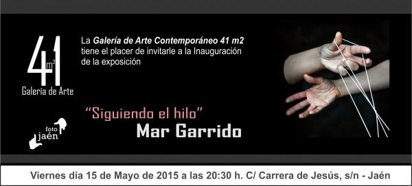MAR GARRIDO-SIGUIENDO EL HILO