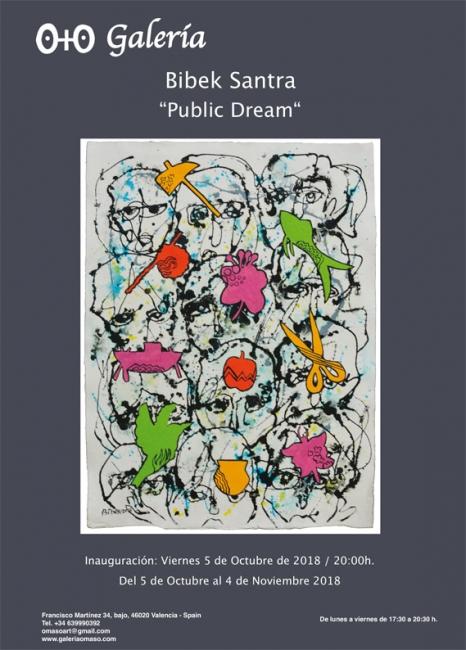 Bibek Santra. Public Dream