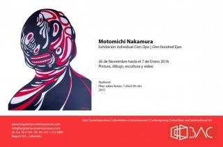 Motomichi Nakamura, Cien Ojos