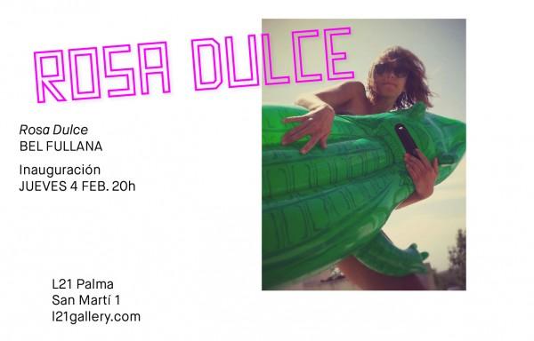 Rosa Dulce