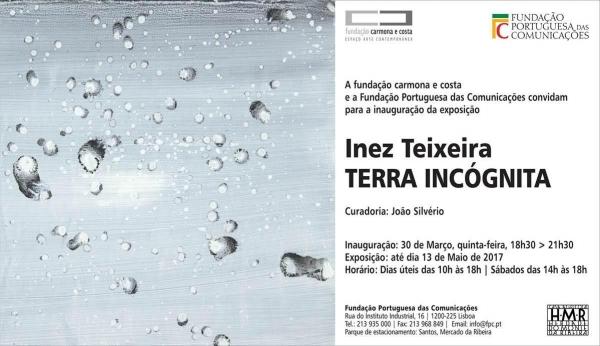 Inez Teixeira. Terra Incógnita