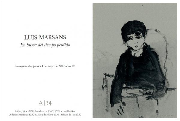 Luis Marsans. En busca del tiempo perdido