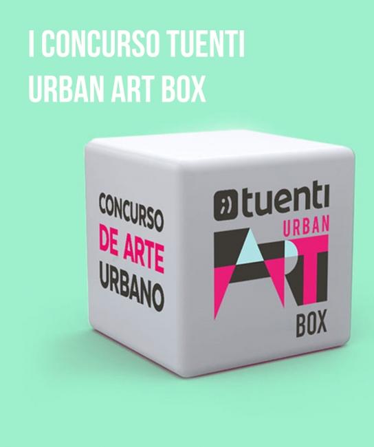 Imagen del concurso Tuenti Urban Art Box