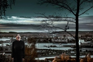 MARINA ABRAMOVIC. The Scream, 2013/2014. Digital C-Print. Ed. 7/7 150 cm x 230 cm.