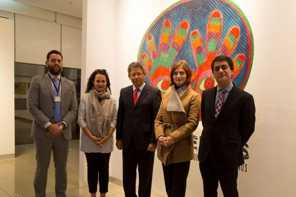 Inauguración | Ir al evento: 'Pintacuentos. Ilustración mexicana contemporánea para niños'. Exposición de Artes gráficas en Centro Cultural Universidad del Pacífico / Lima, Perú