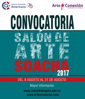 Convocatoria Salón de Arte Soacha.