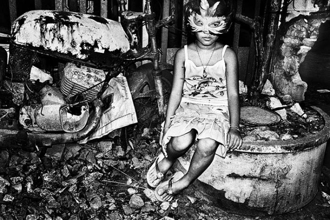 """By the river of Kings"". 2016. Jacob Aue Sobol – Cortesía de Mondo Galería 