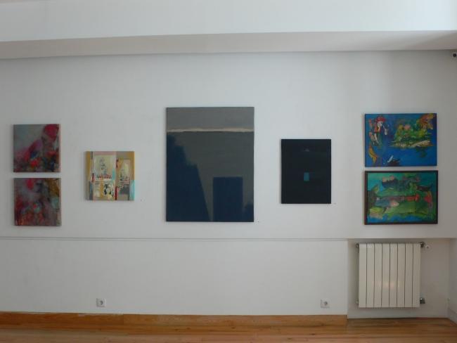 Exposição colectiva - Acervo — Cortesía de la Galeria Porto Oriental