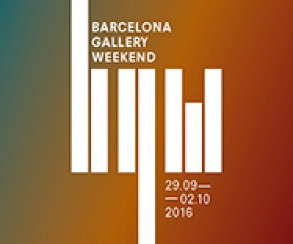 Barcelona Gallery Weekend 2016