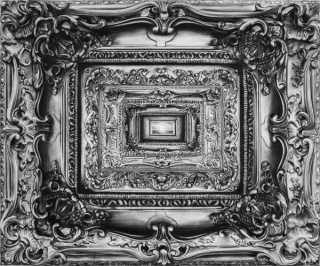 Gonzalo Fuenmayor, Sunset, 2015 I Charcoal on paper I 58 x 70.5 inches