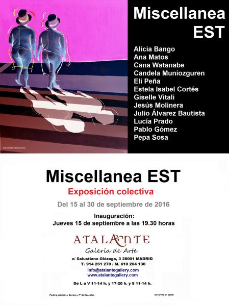 Miscellanea Est