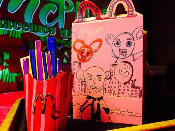 Happening Plush | Ir al evento: 'Happening Plush'. Exposición en POPA Galería de Arte / Buenos Aires, Argentina