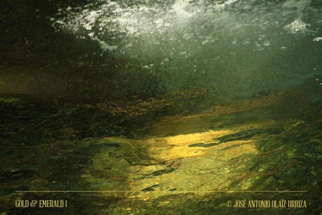 José Antonio Olaiz, Gold & Emerald I