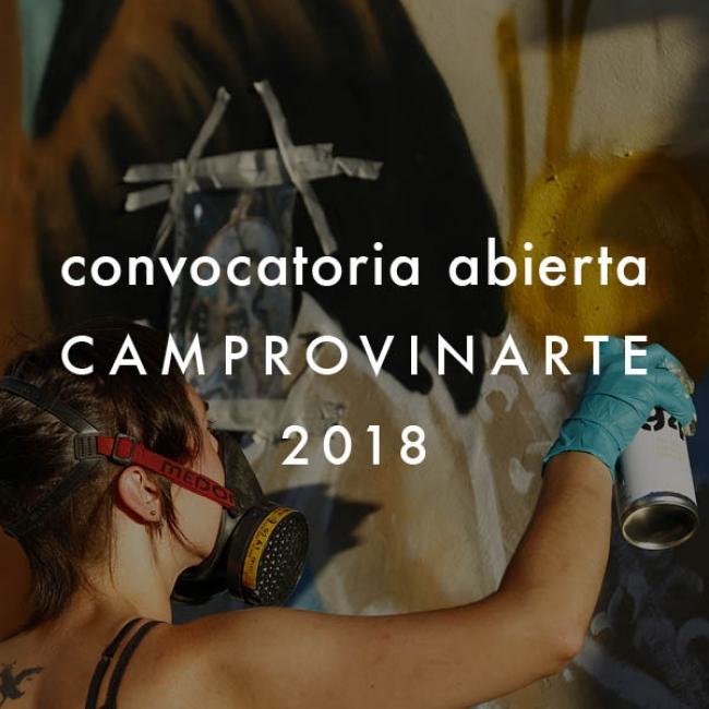 Camprovinarte2018