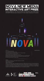 NOVA New Media Interactive Art Prize