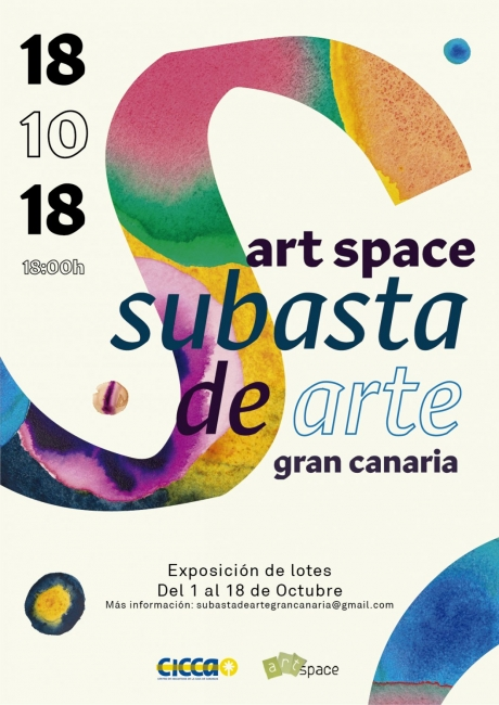 Art Space. Subasta de arte