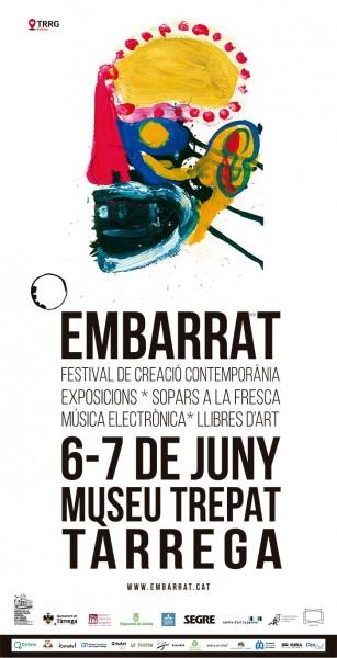 EMBARRAT Festival de Creació Contemporània