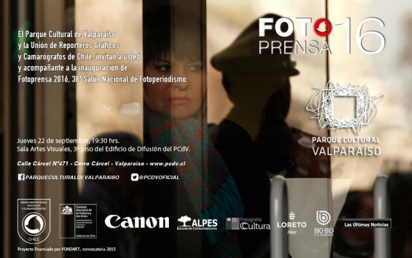 Fotoprensa 2016. 38º Salón Nacional de Fotoperiodismo
