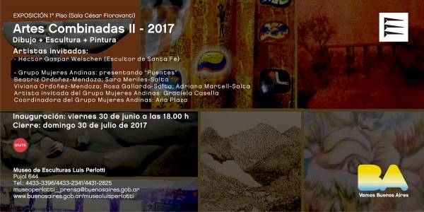 Artes Combinadas II - 2017