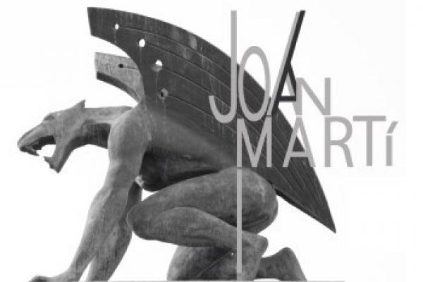 Joan Martí. Estructuras del tiempo